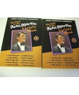 The Best Of The Dean Martin Variety Show Lot of 9 DVDs Pre Owned 2 Are S... - $13.00