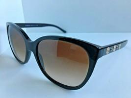 Elegant Versace Black Oversized Women's Sunglasses Italy - $89.99