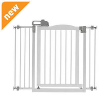 Richell One-Touch Gate Ii Origami White 94929 Pet GATE NEW - $149.98