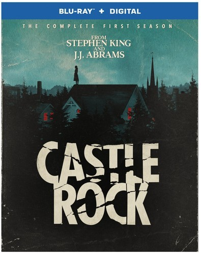 Castle Rock: The Complete First Season [Blu-ray + Digital] (2019)