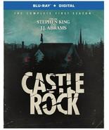 Castle Rock: The Complete First Season [Blu-ray + Digital] (2019) - $27.95