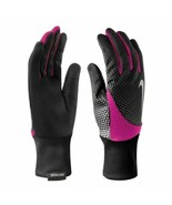 NIKE Womens Fall Element Thermal 2.0 Running Gloves Touch Screen Small X... - $18.82