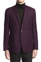 Versace Collection Men's Purple Notch Lapel Sports Coat Blazer Jacket NWT image 7