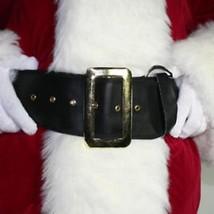 "60"" Deluxe Multi-Purpose Black Halloween Pirate / Santa Belt Christmas A... - $14.59"