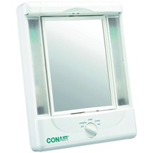 Conair 2-sided Makeup Mirror With 4 Light Settings CNRTM8LX3 - $48.50