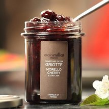 Morello Cherry Jam by Alain Milliat (230 gram) - $9.99