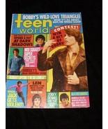 Teen World April 1970 Mod Squad Bobby Sherman David Soul Tom Jones and More - $28.99