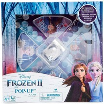 Disney Frozen 2 Pop Up Game, Pop-Up Die Race Board Game, Ages 4+ - $13.20
