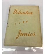 1950 UTM Yearbook Volunteer Junior Martin Tennessee  - $93.49