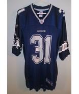 Dallas Cowboys Throwback Jersey Reebok NFL #31 Roy Williams Men's Size M... - $23.75