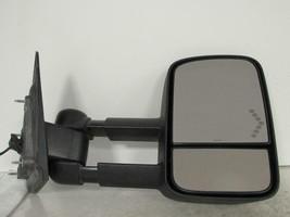 2009 - 2014 Chevrolet Silverado 2500 3500 Driver Lh Power Tow Mirror Oem D59R - $121.25
