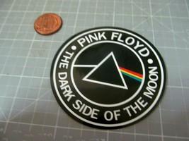 PF BLACK  BORDER Sticker / Decal Bumper Stickers ROCK MUSIC GLOSSY - $1.48