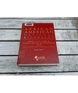The African American National Biography Volume 7 Only Henry Louis Gates, Jr - $34.95