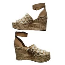 Marc Jacobs Adalyn Espadrille Wedge Sandals Size 9.5M  - $39.99