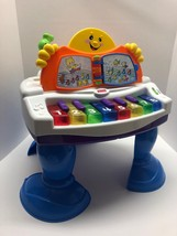 Fisher-Price Interactive Baby Grand Piano with Lights Sounds Musical Toy - $59.35