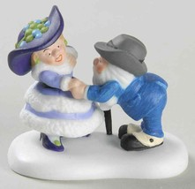 Dept 56 North Pole Series Accessory 2001 KICK UP YOUR HEELS 56815 Brand New - $9.49