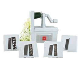 World Cuisine 4-Blade 5-Cut Spiralizer Pro  - €77,51 EUR