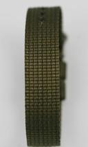 Fossil Unisex: Militär Braun Nylon Ersatz Einteiler Uhrenarmband - $9.83
