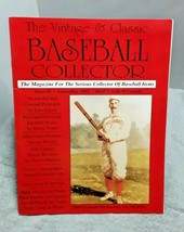 Baseball Collector Vintage & Classic Magazine Cal McVey Red Stockings Se... - $12.86