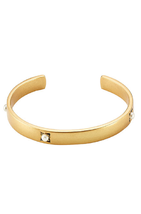 Marc by Marc Jacobs Dotted Faux Pearl Cuff Bracelet - $44.54