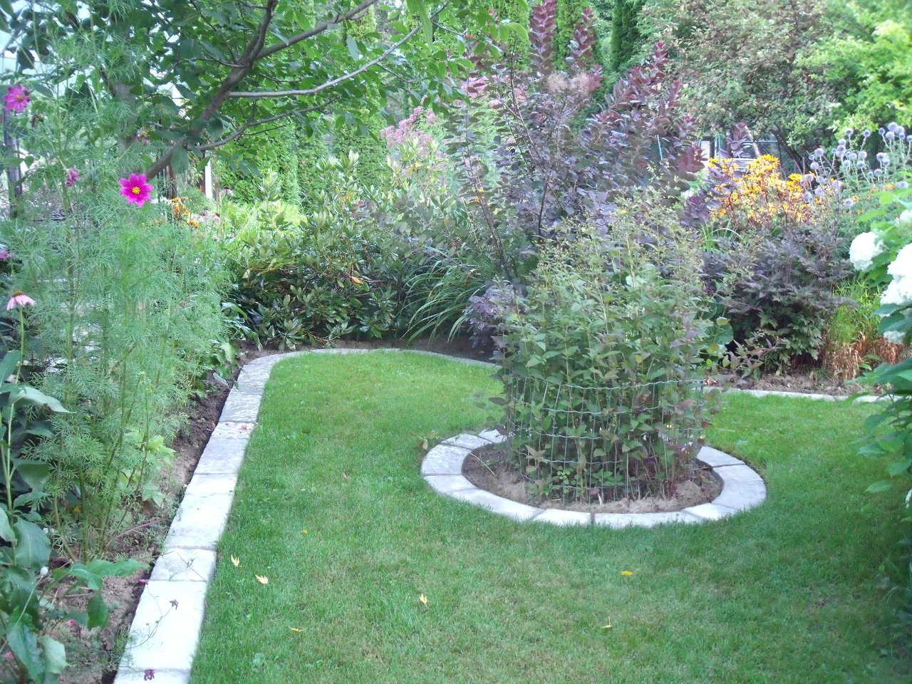 4 Curved Garden Edging Lawn Landscape Molds Make Concrete