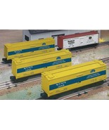 LIONEL - 21770  SET OF FOUR PHENOLIC CAST REEFERS - 0/027- LN- BOXED - S24 - $263.62