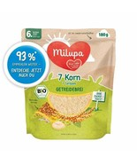 Milupa 7 Grains Orangic baby porridge from the 6th month FREE SHIPPING - $12.86