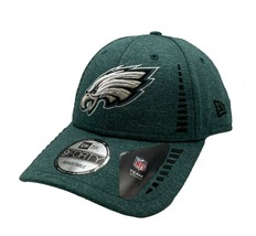 Philadelphia Eagles New Era 9Forty Rush B1 Adjustable Snapback Hat MLB - $29.69
