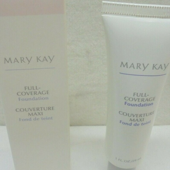 Mary Kay Full Coverage Foundation Ivory 105