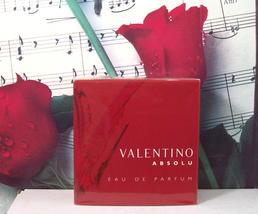 V Valentino Absolu EDP Spray 3.0 FL. OZ. NWB - $349.99