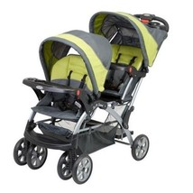 Baby Double Strollers Infant Twins Carrier Child Cart Lightweight Carriage Buggy - $167.26