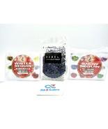 Nail Art Glitter Zurno Winter & Snow Sequin, Rebel Glitters. Various Col... - $19.75
