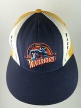 Reebok NBA Warriors Fitted Wool Cap Hat 7 3/8 - $36.47