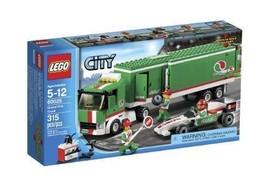 LEGO City 60025 Grand Prix Truck Toy Building Set [New] - $99.99
