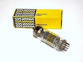 New Sylvania Electric Power Tube Model 6AF9 (2 Available) - $9.99