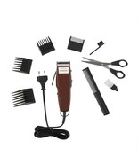 Moser 1400-0278 Hair Clipper Professional Barber Classic Corded red - $69.20