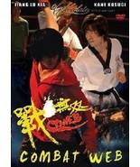 COMBAT WEB - Hong Kong Kung Fu Martial Arts Action movie DVD - NEW dvd - $21.57