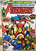 AVENGERS #148 (1976) Marvel Comics VG+ - $9.89