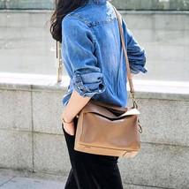 Sale, Flap Cover Shoulder Bag, Women Full Grain Leather Handbag, Crossbody Bag image 1
