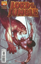(CB-14} 2012 Dynamite Comic Book: Lord of the Jungle #5 { Variant Cover ... - $3.00