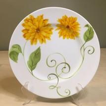 """Westbury Court LYRICAL BLOOMS Sunflower Dinner Plate 10 1/4"""" - $14.84"""