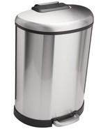 D-Shaped Soft-Close Trash Can - 50L - $180.99