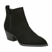 Carlos by Carlos Santana Women Ankle Booties Vera Size US 9M Black - $29.56