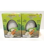 Ginormous Hatchin' Grow Dino Eggs Lot of 2 Hatching Dinosaur New - $12.60