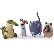 The Secret Life of Pets Mini Pets Collectible Figures 4pk - Exclusive Mel Figure - $13.85