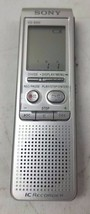 Sony ICD-8500 Hand Held Digital Voice Recorder 256MB - $19.79