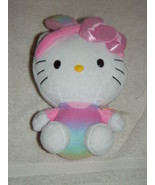 Ty Hello Kitty With Pink Rabbit Ears - $29.00