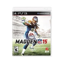 Refurbished Madden NFL 15 For PlayStation 3 PS3 Football - $6.89