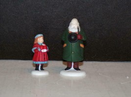Dept. 56 Yes, Virginia..Set of 2 Christmas in The City 58890 - MIB - $12.25