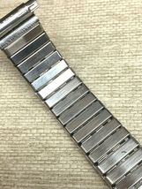 New Vintage expansion watch band stainless steel adjusting BOWLES Flex 15mm 20mm image 3